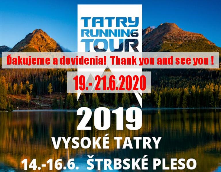Tatry Running Tour - Sport club 1896 Štrbské pleso